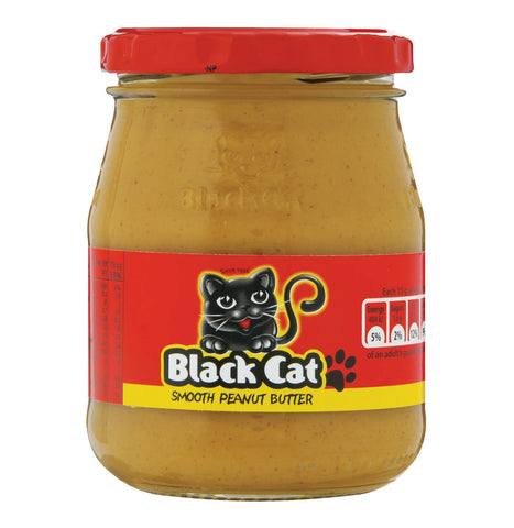 BLACK CAT PEANUT BUTTER 270G SMOOTH
