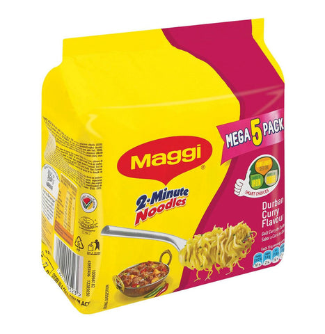 MAGGI 2 MINUTE NOODLES 73GX5 DBN CURRY