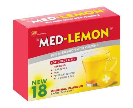 MED-LEMON 18 SACHETS ORIGINAL