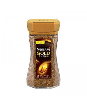 NESCAFE GOLD COFFEE JAR 100G
