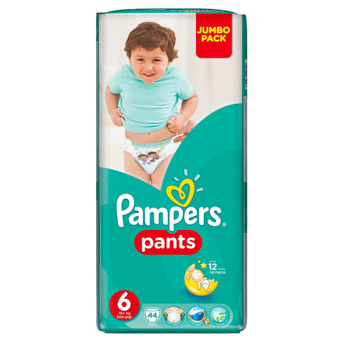 PAMPERS PANTS 44'S NO6