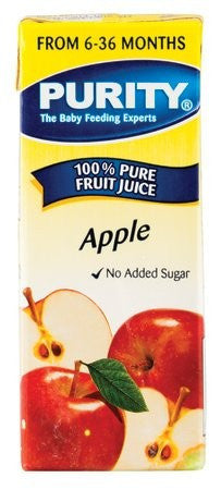 PURITY JUICE 200ML APPLE 6X200ML