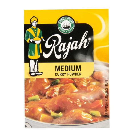 RAJAH CURRY POWDER 100G MEDIUM