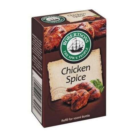 ROBERTSONS CHICKEN SPICE REFILL 84G