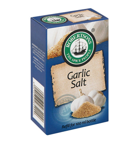 ROBERTSONS GARLIC SALT REFILL 100G