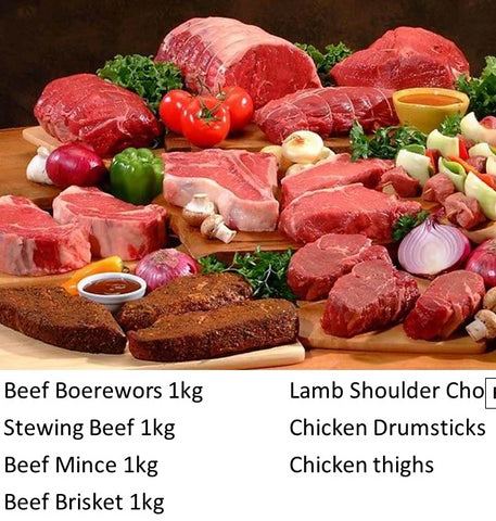 Small Meat Hamper