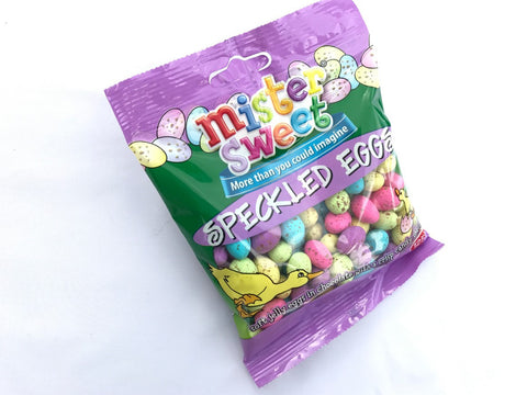 MR SWEET SPECKLED EGGS 125G