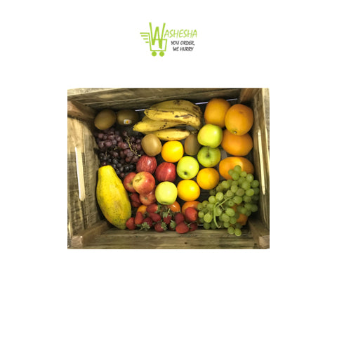Medium Fruit Crate/Box (Serves about 10 people) - Monthly Subscription