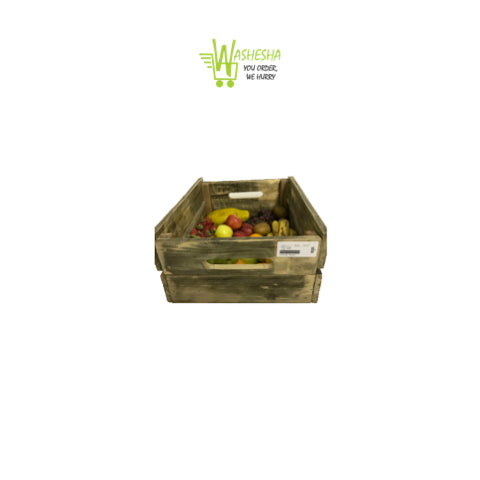 Extra Small Fruit Crate/Box (Serves about 2 people) - Monthly Subscription