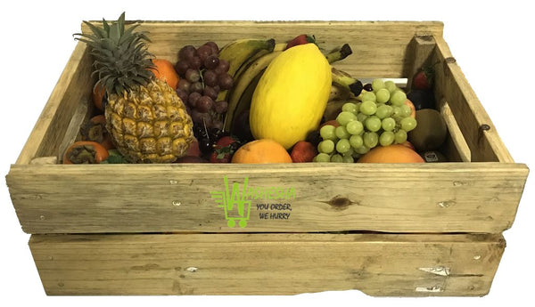 Large Fruit Crate/Box (Serves about 15 people)