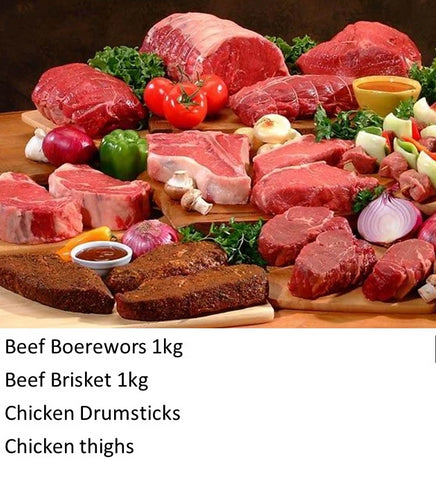 Weekly Meat Hamper