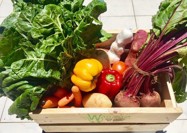 Medium Vegetable Crate - Monthly subscription