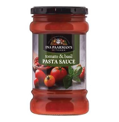 Ina Paarman's Tomato and Basil Pasta Sauce 410g