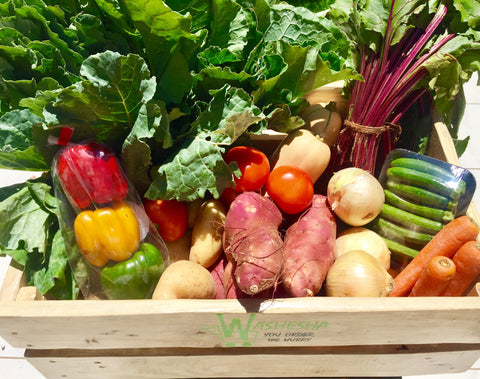 Large Vegetable Crate/Box Monthly Subscription