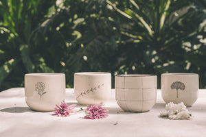 Baag herbal tea cups