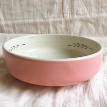Load image into Gallery viewer, Durba Pasta Bowl, Pink(Sold Individually)