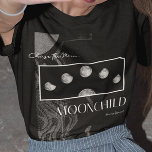 'Moonchild' Short-Sleeve Unisex T-Shirt
