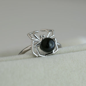 Cubic Zirconia Spider Ring