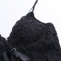 'Thrill Seeker' Camisole Lace Top