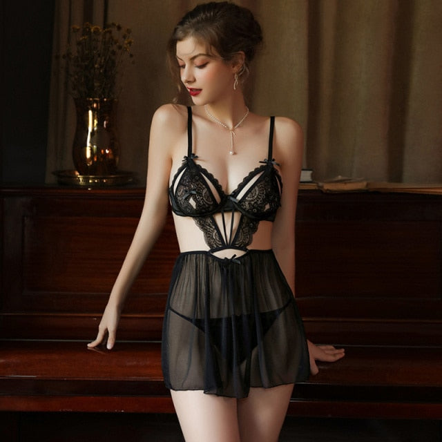 'Love and Death' Lingerie set