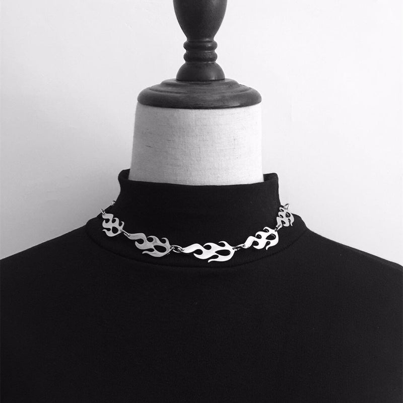 'Hell Fire' Flame choker