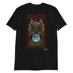 'Naughty or Nice' Short-Sleeve Unisex T-Shirt