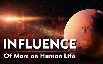 The influence of Mars on Human Life