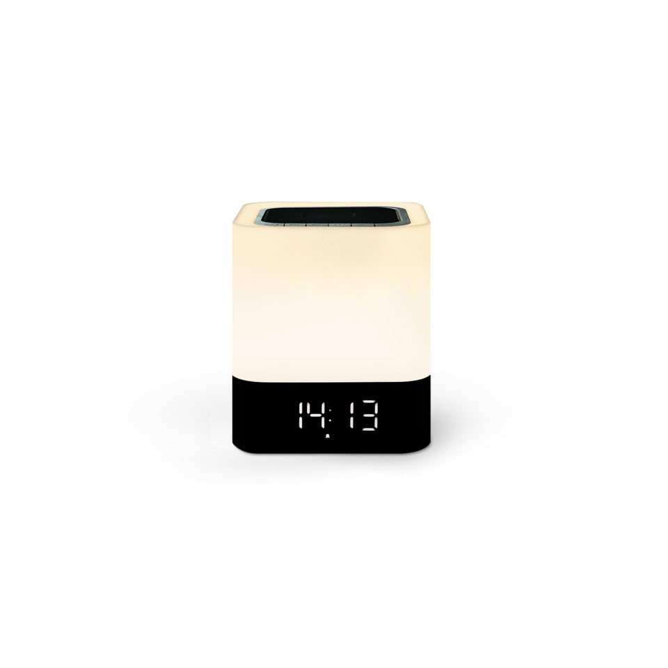 Square Bluetooth Speaker Lamp