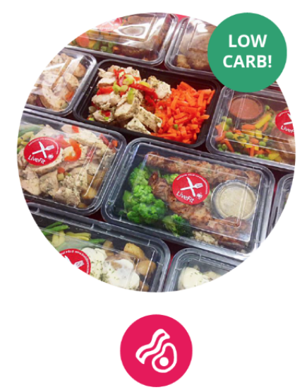 Healthy meal delivery as low as 495 a meal livefitfoods keto package forumfinder Images