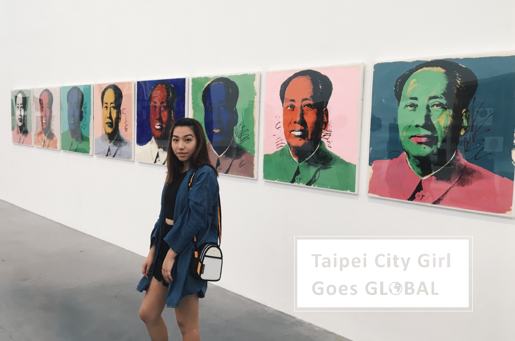 Taipei City Girl Goes GLOBAL