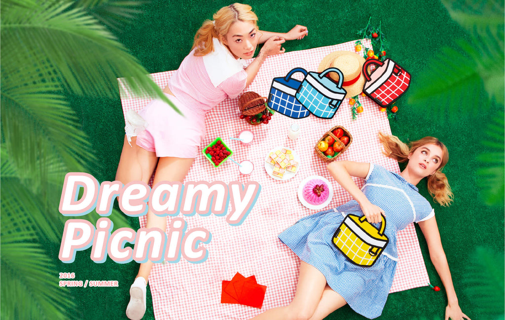 JumpFromPaper DREAMY PICNIC Collection