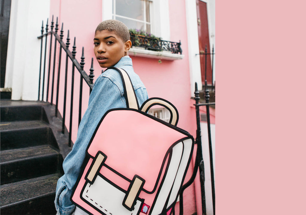 JumpFromPaper X ASOS Exclusive Lookbook by Vicky Grout