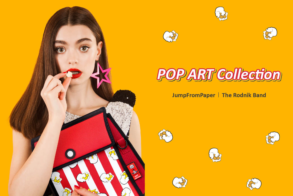 JumpFromPaper X The Rodnik Band - POP ART Collection