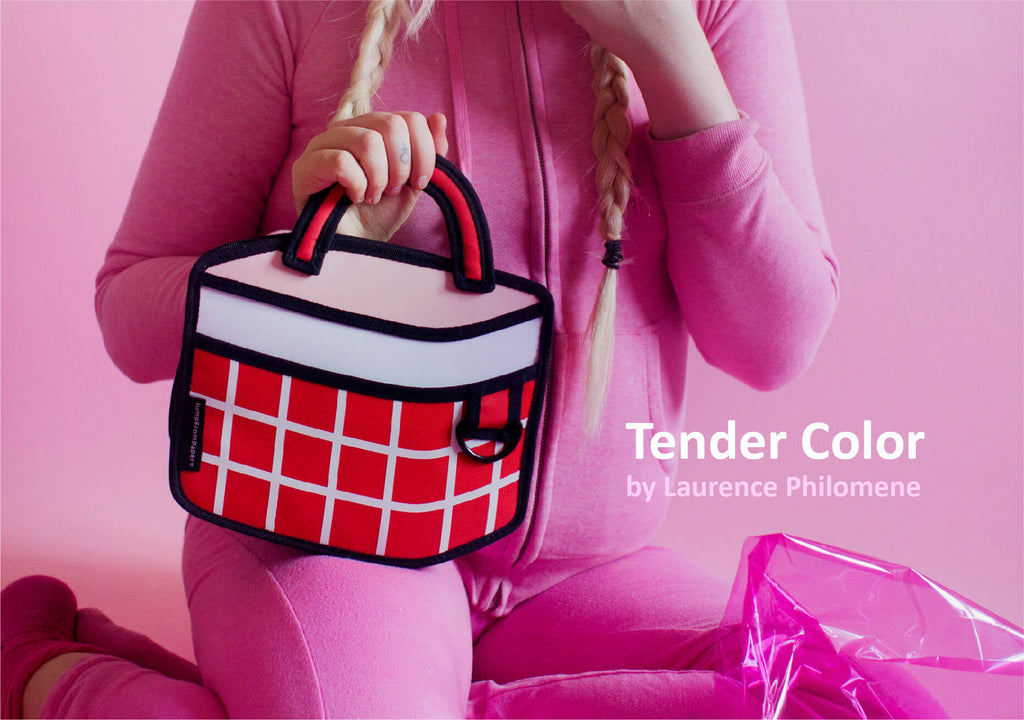 Tender Color by Laurence Philomene