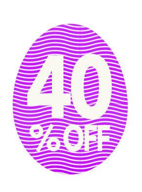 2021 Easter Sale - 40% Off