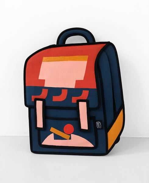 JumpFromPaper Cartoon Bag