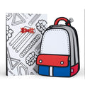 Gift Wrap for Brown Rice Spaceman Backpack