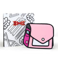 Gift Wrap for Giggle Coo Coo Pink Shoulder Bag