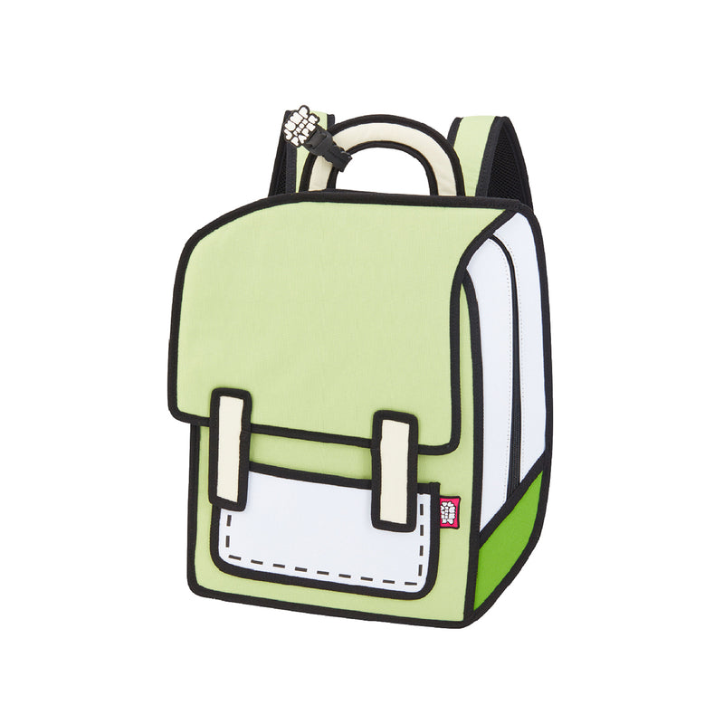 Greenery Spaceman Backpack - JumpFromPaper