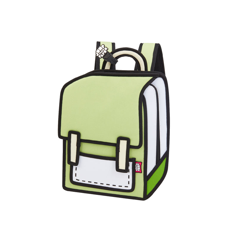 Junior Greenery Spaceman Backpack - JumpFromPaper