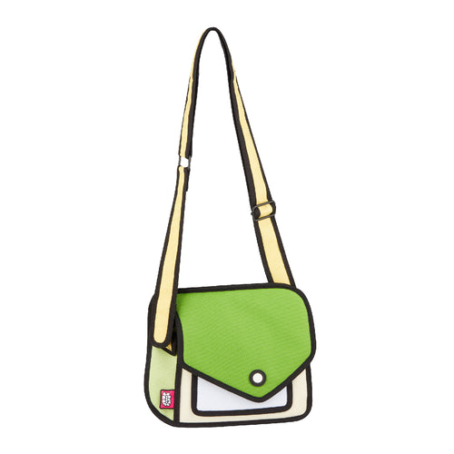 Giggle Greenery Shoulder Bag - JumpFromPaper