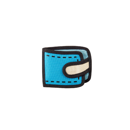 Poketto Airy Blue Wallet - JumpFromPaper