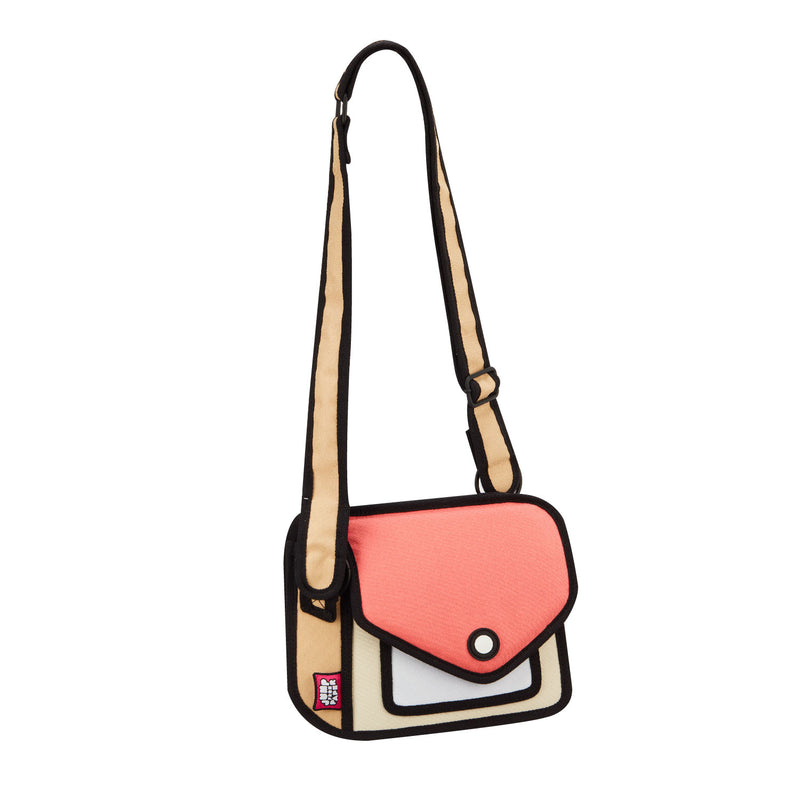Junior Giggle Watermelon Red Shoulder Bag - JumpFromPaper