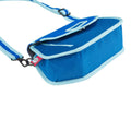 Aqua Sky Blue Clicky Shoulder Bag - JumpFromPaper