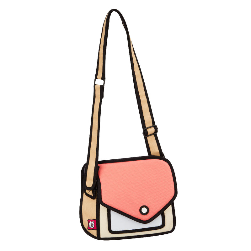 Giggle Watermelon Red Shoulder Bag - JumpFromPaper