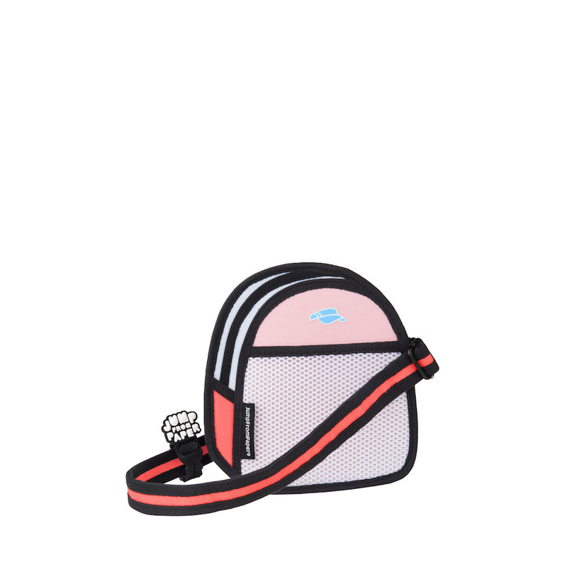 Heatwave Pink Shoulder Bag - JumpFromPaper