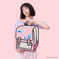 Art Baby Backpack - JumpFromPaper