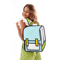Mint Green Spaceman Backpack
