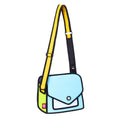 Giggle Mint Green Shoulder Bag