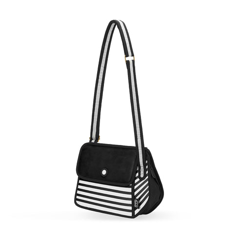 9e2db0b56906 ... Gift Under  100 · Shop by Collections · Black Stripe Shoulder Bag -  JumpFromPaper